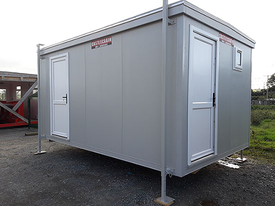 Jackleg Cabin Supplier in Omagh, Northern Ireland - MCC Building Systems