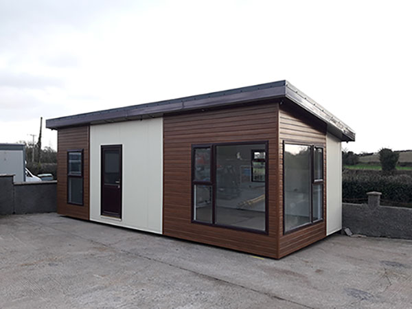 Modular Buildings Supplier for the Healthcare Industry in Omagh, Northern Ireland - MCC Building Systems
