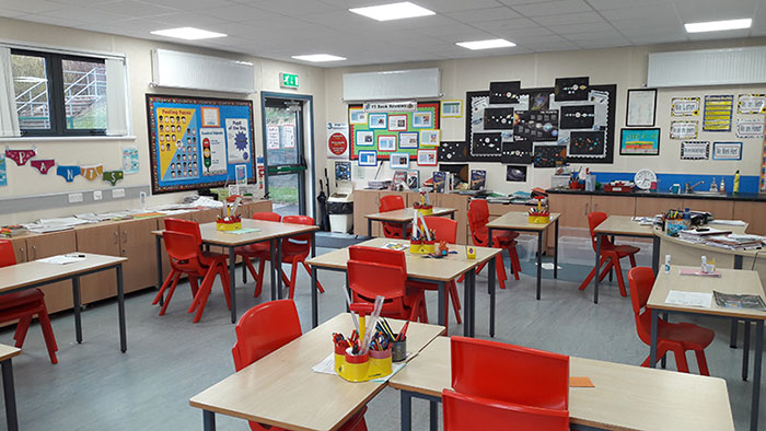 Temporary Classroom Buildings Supplier in Omagh, Northern Ireland - MCC Building Systems